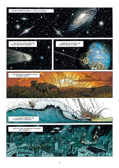 Page 2 La grande guerre des mondes tome 1