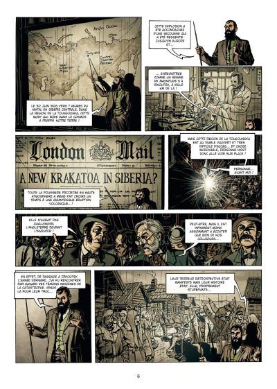 Page 4 La grande guerre des mondes tome 1