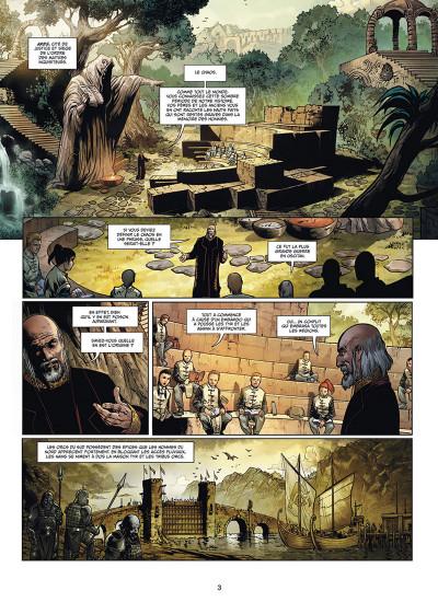 Page 1 Les maîtres inquisiteurs tome 6
