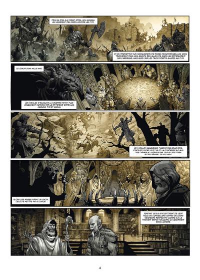 Page 2 Les maîtres inquisiteurs tome 6