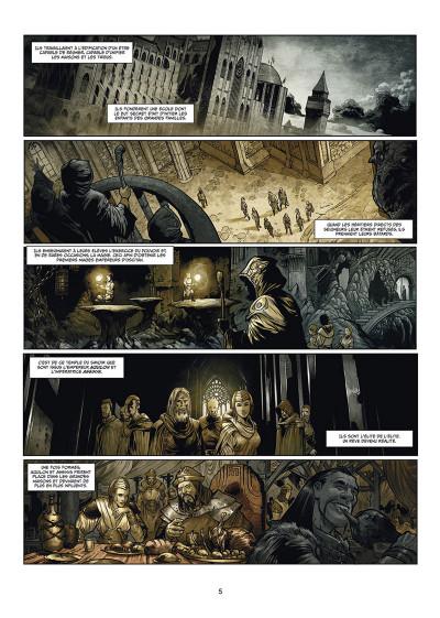 Page 3 Les maîtres inquisiteurs tome 6