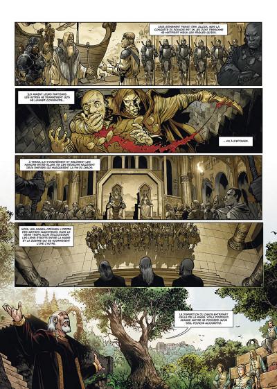 Page 4 Les maîtres inquisiteurs tome 6