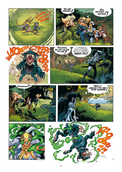Page 3 Marlysa tome 15