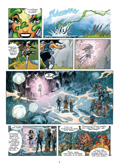 Page 4 Marlysa tome 15