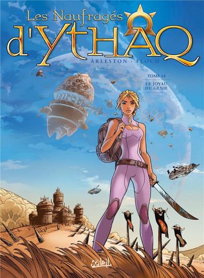 Couverture Les naufragés d'Ythaq tome 14