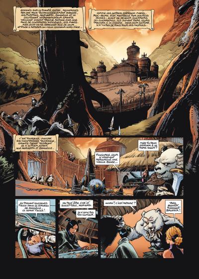 Page 1 Les naufragés d'Ythaq tome 14