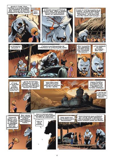 Page 2 Les naufragés d'Ythaq tome 14