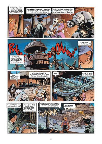 Page 3 Les naufragés d'Ythaq tome 14