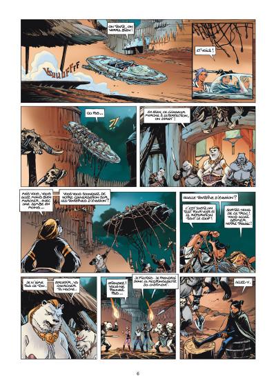 Page 4 Les naufragés d'Ythaq tome 14
