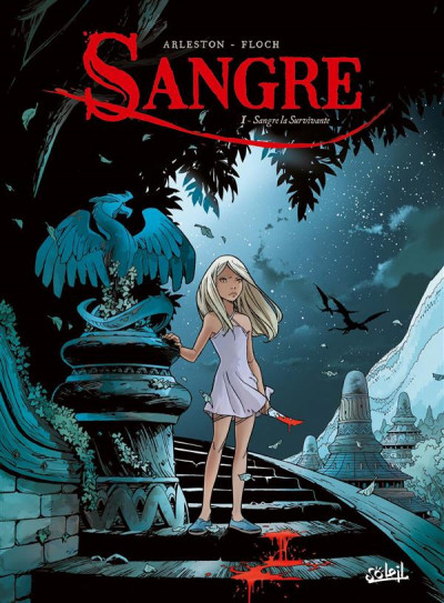 Couverture Sangre tome 1