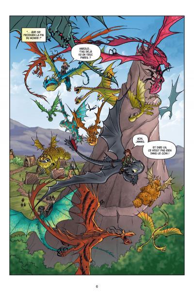 Page 2 Dragons tome 5 - La légende de Ragnarok