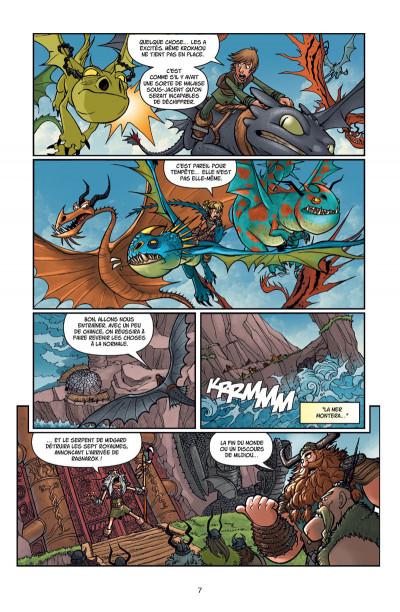 Page 3 Dragons tome 5 - La légende de Ragnarok