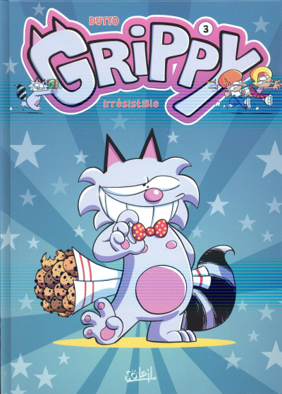 Couverture Grippy tome 3