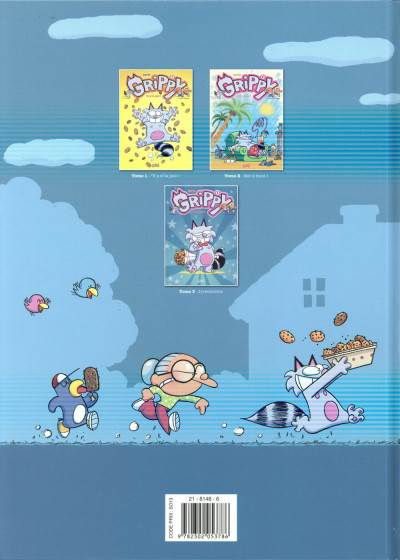 Dos Grippy tome 3