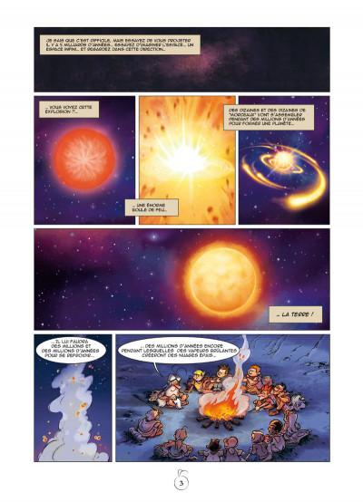 Page 1 Il était une fois l'homme tome 1