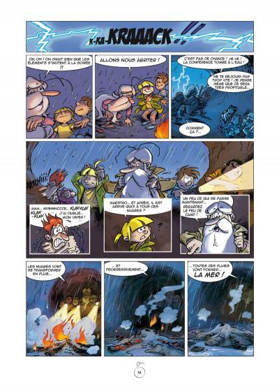 Page 2 Il était une fois l'homme tome 1