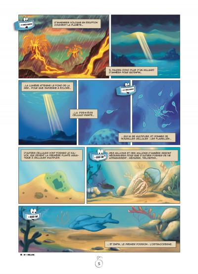 Page 3 Il était une fois l'homme tome 1