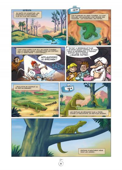 Page 4 Il était une fois l'homme tome 1