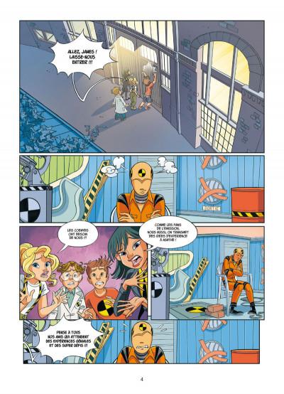Page 1 On n'est pas que des cobayes ! tome 2