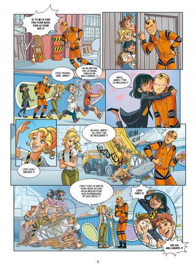 Page 2 On n'est pas que des cobayes ! tome 2