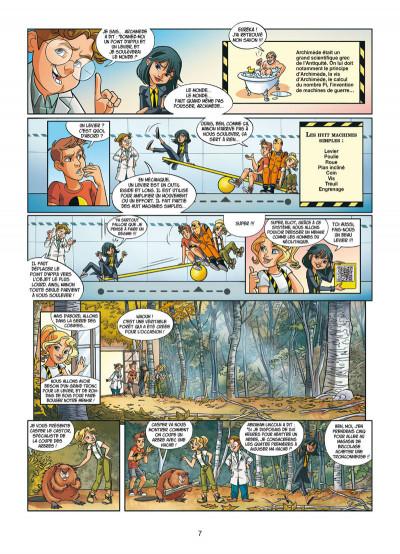 Page 4 On n'est pas que des cobayes ! tome 2