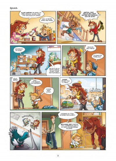 Page 1 Zoé baby-sitter tome 2