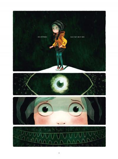Page 1 L'épouvantable peur d'Épiphanie Frayeur