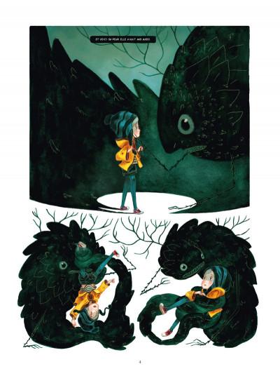 Page 2 L'épouvantable peur d'Épiphanie Frayeur