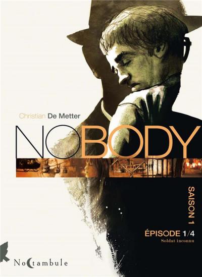 Couverture No Body - saison 1 tome 1
