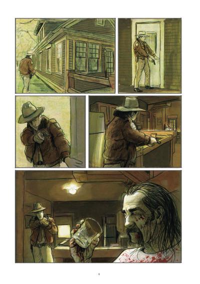 Page 2 No Body - saison 1 tome 1