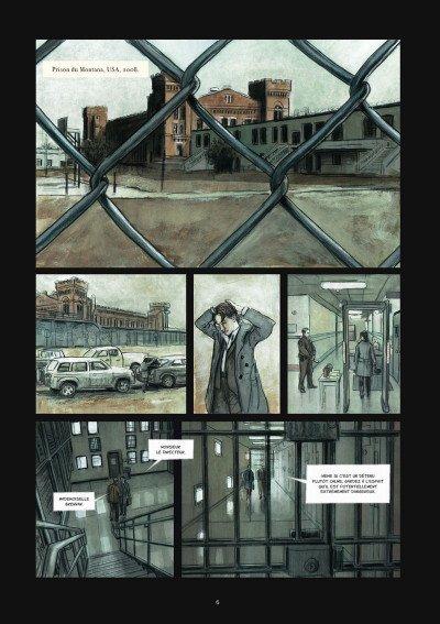 Page 4 No Body - saison 1 tome 1