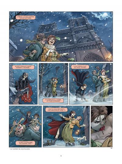 Page 1 Aspic, détectives de l'étrange tome 5