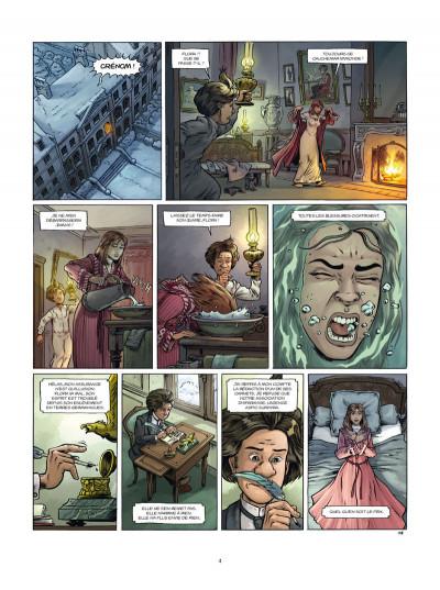 Page 2 Aspic, détectives de l'étrange tome 5