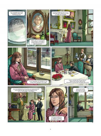 Page 3 Aspic, détectives de l'étrange tome 5