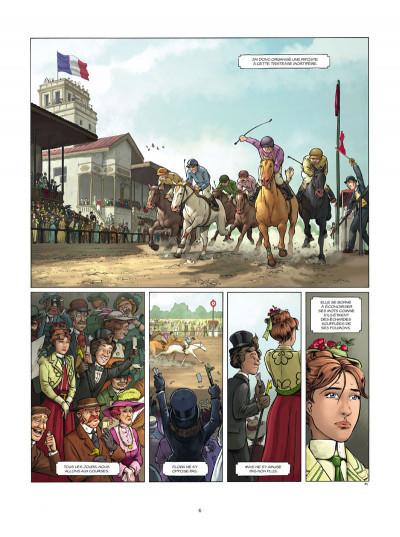 Page 4 Aspic, détectives de l'étrange tome 5