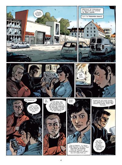 Page 2 Infiltrés tome 2