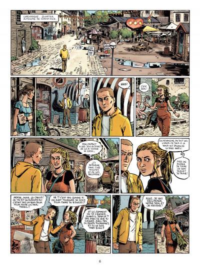 Page 4 Infiltrés tome 2