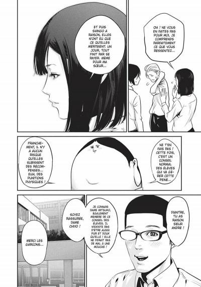 Page 7 Prison school tome 10