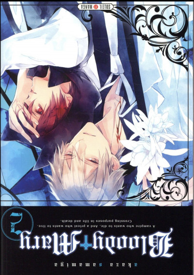 Couverture Bloody Mary tome 2