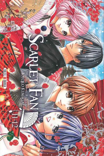 Couverture Scarlet fan - tomes 11 et 12 (volume double)