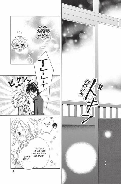 Page 6 Un baiser à la vanille tome 2