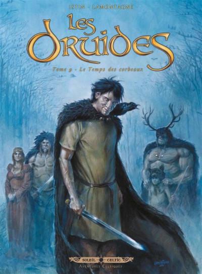 Couverture Les druides tome 9