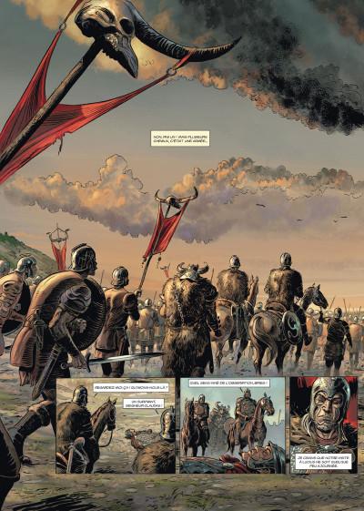 Page 2 Les druides tome 9