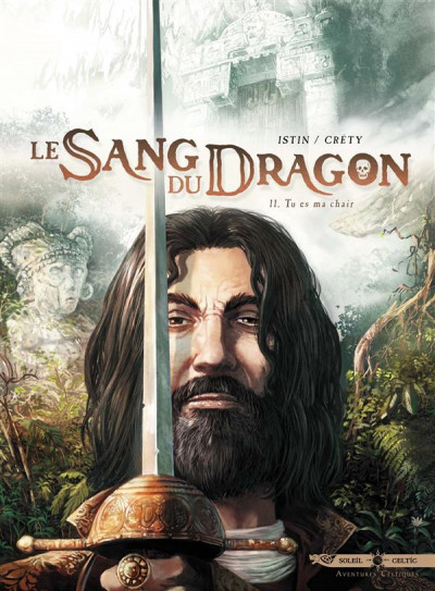 Couverture Le sang du dragon tome 11