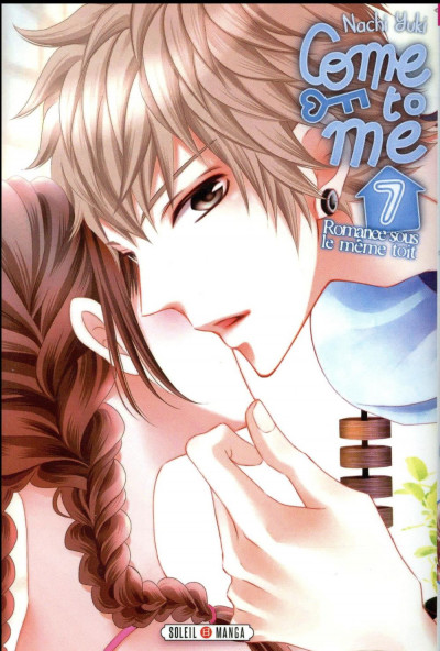 Couverture Come to me tome 7