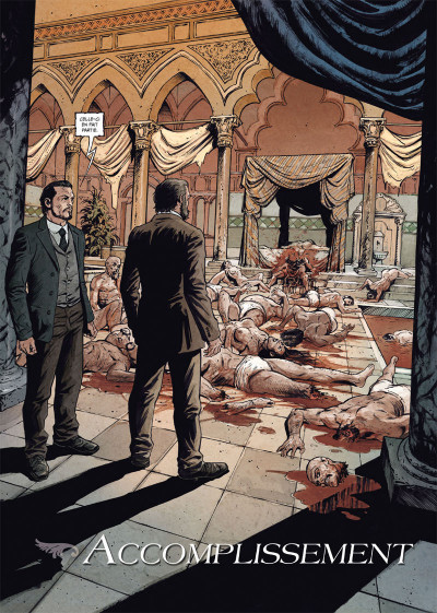 Page 3 Sherlock Holmes - Les chroniques de Moriarty tome 2
