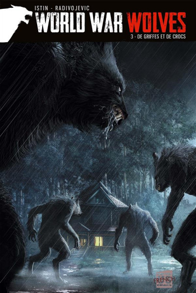 Couverture World war wolves tome 3