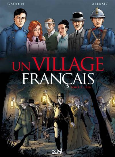 Un village fran ais tome 3 1916 1001 - Acheter un village francais ...