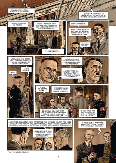 Page 1 Wunderwaffen tome 10