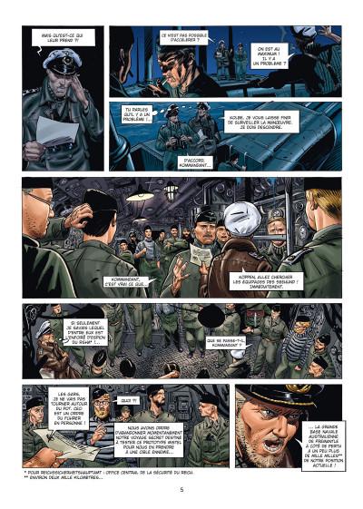Page 2 Wunderwaffen tome 10